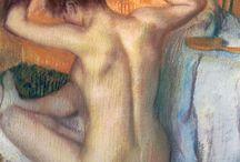 Peintre : Degas Edgar