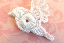 Gehaakte vogels / Crochet birds