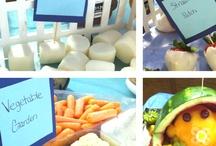 Food tag sign ideas!