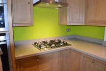 Lime Green Kitchens Collection