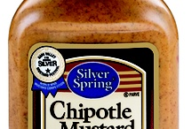 Chipotle Mustard / #SilverSpringFoods #ChipotleMustard  #GIVEITZING™ @SilvSprngFoods / by Silver Spring Foods, Inc.