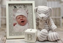 Baby and Christening Gifts / Our favourite gifts for christening and new baby!