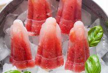 {Frozen} Popsicles & Desserts