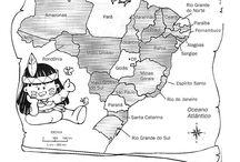 divisa politica brasileira - geografia