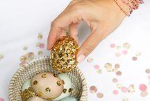 Easter Egss / Huevos de pascua