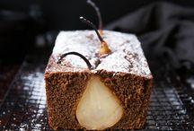 Früchte: Birnen Rezepte / Pear, Birne, Recipes, Rezepte