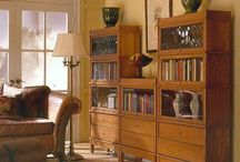 Heritage Barrister Bookcases / Original barrister bookcase design made by Hale since 1907