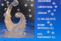 Ice Festival in Heinola, my home town