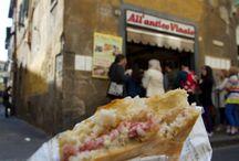 Schiacciate Ripiene All'Antico Vinaio Firenze / Ecco alcune foto delle nostre schiacciate !!
