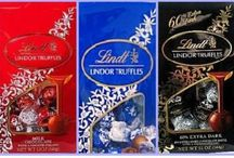Lindt Truffles / none needed! yum!