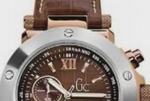 Cheap GUESS Gc-1 Brown Leather Timepiece / Cheap GUESS Gc-1 Brown Leather Timepiece