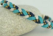 Bracelets Un Fil à la Perle