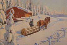 Finnish art