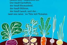 Erntedank Thema Gemüse