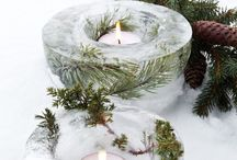 Decoratie / kerst / winter