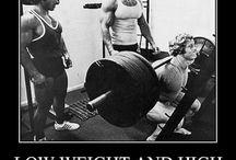 Bodybuilding / by Scott Martin