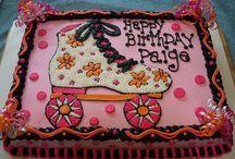 Girl's 8th Birthday