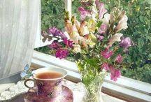 ENJOY A CUP OF TEA......