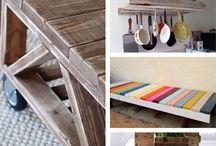 Pallet Projects / Ideas on use of pallets