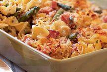 Recipe's - Casseroles
