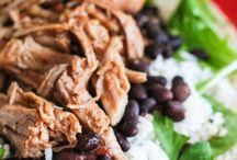 Pork Recipes / by Kayla Preston