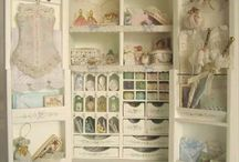 armarios miniatura