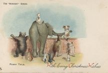 Merry Christmas from the Archives  / Christmas cards from the Museum's Archive collection.