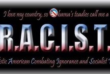 Racism / We're all the same color on the inside.