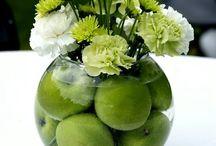 Apples deco / Wedding