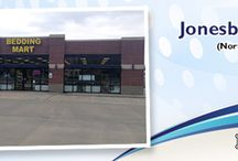 Mattress Store Jonesboro AR / Shop for mattresses in Jonesboro AR at Bedding Mart. Located at 1320 Red Wolf Blvd. Call (870) 933-1885 for store hours, directions and current mattress specials.