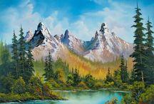 quadri montagna