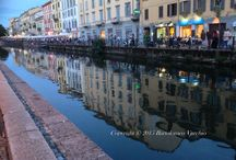 Milan and its beauty / Photographs of milan, Bartolomeo Vurchio