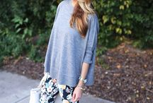 Sweater and Cardigan outfit inspiration / How to style sweaters and cardigans no matter the season