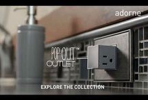 """Do It Yourself / Who needs """"do it for me"""" when you can do it yourself?! Learn how to update your home with the adorne collection through our series of How-To videos, plus more of our favorite DIY inspiration from the web!  / by Legrand"""