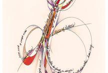 kaligrafie- písmo