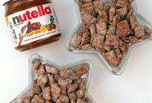 Recipes / Nutella bites