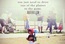 Baseball and more Baseball