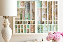 Jewelry storage-display