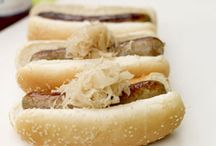 Ballpark Recipes / Recreate your favorite ballpark foods at home. / by Franklin Sports