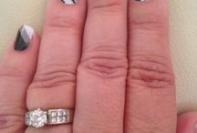 Nailed it! / Pictures of my favorite Jamberry Nail Manicures.