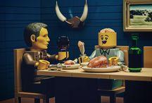 LEGO goes Fanart