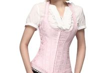 Pink Corsets @ UnisexCorsets.com / Pink Corsets For Gals & Da Guys. / by UnisexCorsets.com