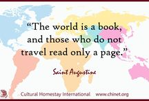 Travel Quote / Inspirational travel quotes