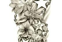 Tattoo Sleeve Ideas and Insiration / Tattoo sleeve inspiration