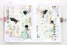 Journals/Sketchbooks