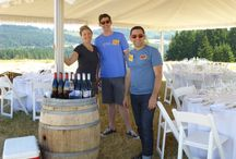Oregon Wine Events & People / The people that make up our unique wine community in the Willamette Valley of Oregon, and the celebrations of food and wine that make it all worth while.