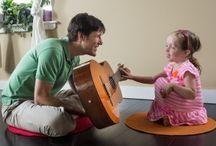 special needs music & art / by Jennifer Boyd