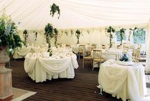 Some ideas for a marquee