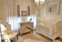 Gender Neutral Nurseries / Interior Design and decor inspiration for gender neutral nurseries