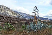 Descubriendo el Valle de Lecrín, Granada / Turismo en el Valle de Lecrín, al sur de Granada, Andalucia.